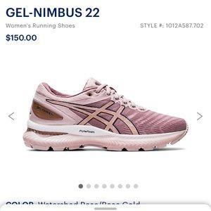 Asics Shoes - Asics Gel Nimbus 22 Rose